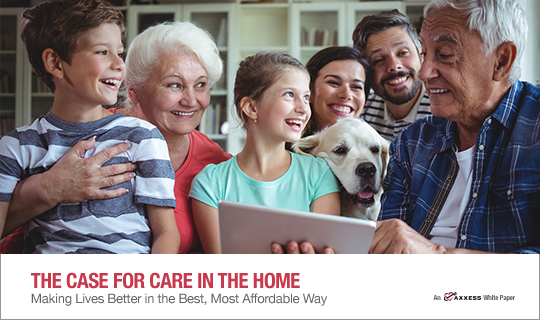 a whitepaper for case of care in the home