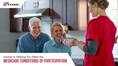 A Medicare Conditions of Participation presentation.