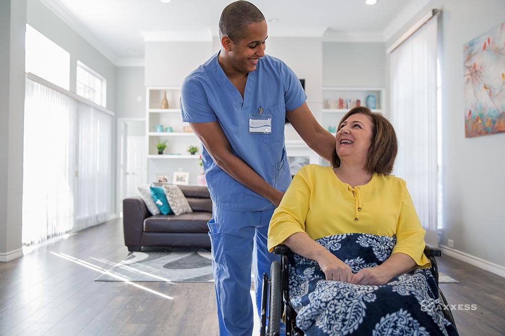 Home Health Aide >> Home Health Aide