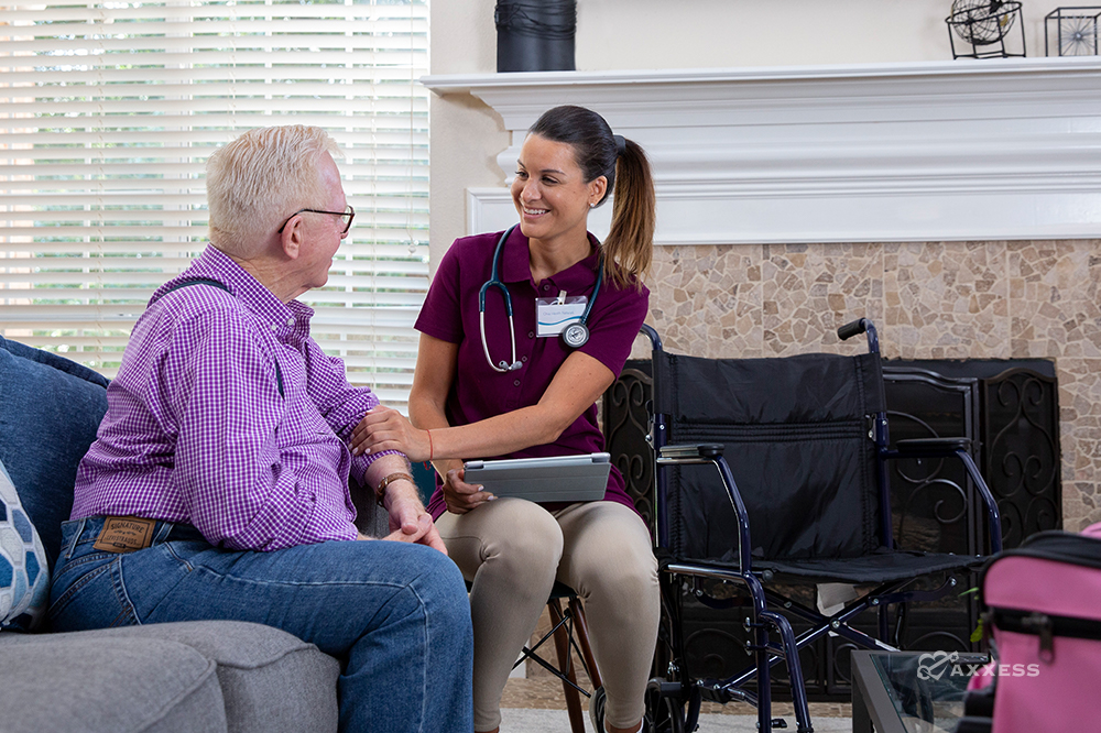 when is your home health patient ready for hospice